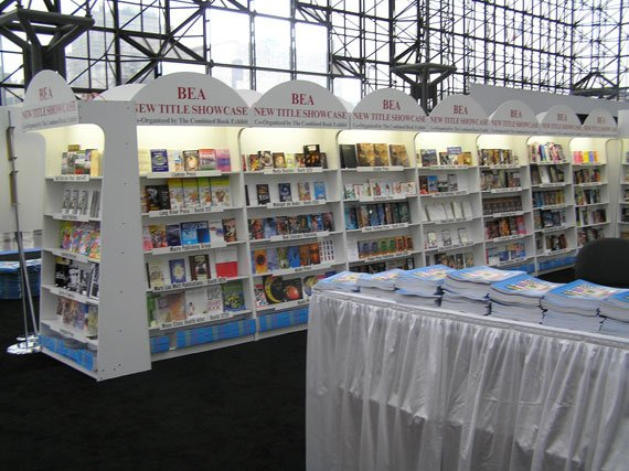 Print Book Display